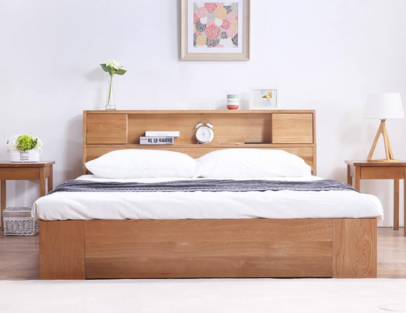 Giường ngủ thông minh có ngăn kéo